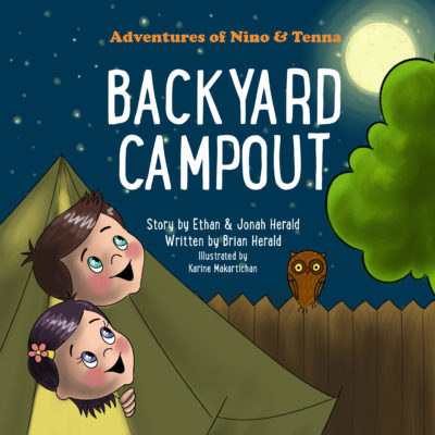 Backyard Campout cover image